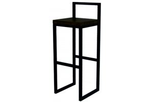 Стул барный REFERENCE  NUT - Мебельная фабрика «Desk Question»