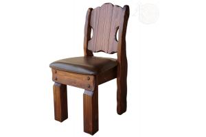Стул Добряк (кожа) - Мебельная фабрика «Кедр-М»