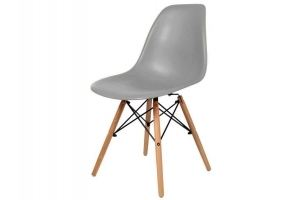 Стул Eames серый - Мебельная фабрика «Мебель-Покупай»