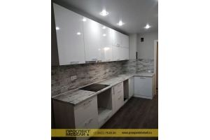 Светлая кухня - Мебельная фабрика «Проспект мебели»