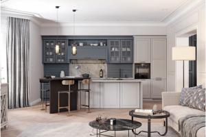 Кухня Т308 Верано Verano - Мебельная фабрика «ЗОВ»