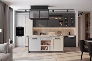 Кухня Т501 Тироль Tirol - Мебельная фабрика «ЗОВ»