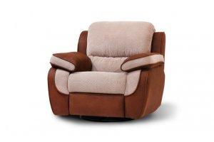 Кресло-качалка Техас-1 с реклайнером - Мебельная фабрика «Маск»