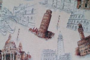 Ткань для мебели Italia - Оптовый поставщик комплектующих «Касабланка»