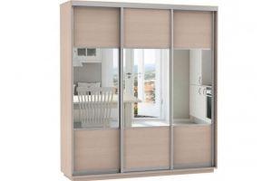 Шкаф Трио Комби - Мебельная фабрика «ВиКо»