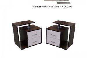 Тумба Троя венге/дуб беленый - Мебельная фабрика «ДОСТО»