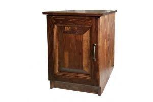 Тумбочка Классика 1 старый орех - Мебельная фабрика «Кедр-М»