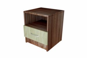 Тумбочка прикроватная - Мебельная фабрика «Милана»