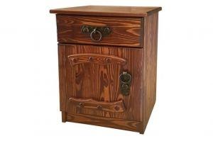Тумбочка Русич 2 ящик+дверь - Мебельная фабрика «Кедр-М»