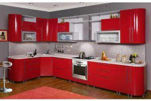 Кухня угловая МАК - Мебельная фабрика «МЫ (ИП Золотухин С.В.)»