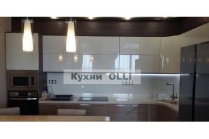 Кухня акриловый пластик - Мебельная фабрика «Кухни OLLI»