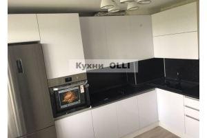 Кухня угловая современная - Мебельная фабрика «Кухни OLLI»