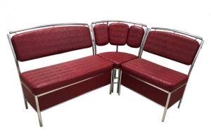 Угловая скамья Лидер - Мебельная фабрика «Classen»