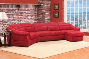 Диван Даллас с углом 45 градусов - Мебельная фабрика «Комфорт Плюс»