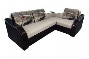 Угловой диван  ЕК-7 - Мебельная фабрика «Династия»
