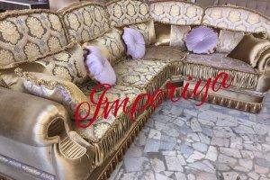 Угловой диван Ницца - Мебельная фабрика «Империя»