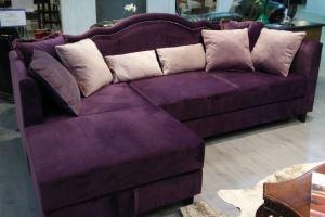 Угловой диван Ницца - Мебельная фабрика «Эвальд»