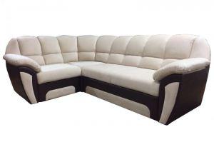 Угловой диван Палермо с мягким декором - Мебельная фабрика «Жемчужина»