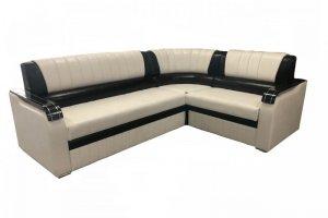 Угловой диван Престиж 1 без бара - Мебельная фабрика «Идеал»