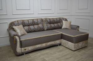 Угловой диван Валерия 7 - Мебельная фабрика «ЮлЯна»