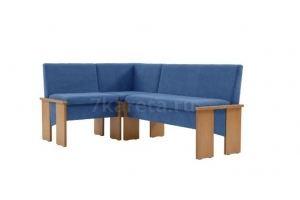 Угловой диван Стронг со шпоном ясеня - Мебельная фабрика «Седьмая карета»