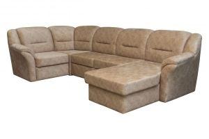 Угловой диван Уют-6 - Мебельная фабрика «Феникс Плюс»