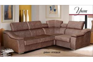 Угловой диван Уют исполнение 1 - Мебельная фабрика «Жемчужина»