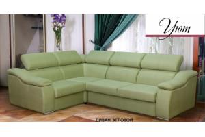 Угловой диван Уют исполнение 2 - Мебельная фабрика «Жемчужина»