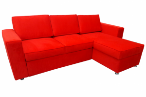Угловой диван модель - Мебельная фабрика «Мега-Проект»