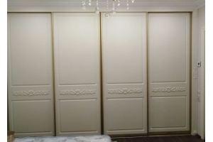 Встроенный шкаф-купе - Мебельная фабрика «Элна»