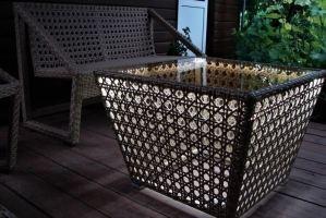 Журнальный столик МИРАЖ - Мебельная фабрика «ЛЕТО»