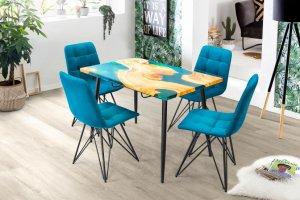 Стол раздвижной 3D Река - Мебельная фабрика «Akrolux»