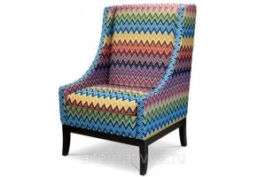 Цветное кресло AL 7 - Мебельная фабрика «Alternatиva Design»