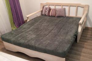 Диван-кровать Прованс 140 - Мебельная фабрика «Мебель-54»