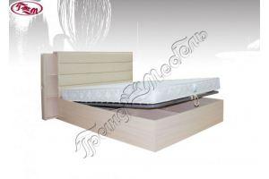 Кровать Камилла 1 с полкой - Мебельная фабрика «Гранд-мебель»