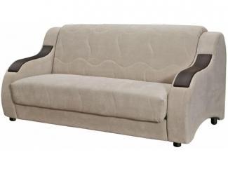 Светлый диван Неон с механизмом аккордеон  - Мебельная фабрика «Пинскдрев»