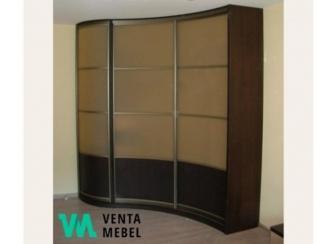 ШКАФ РАДИУСНЫЙ VENTA-0132 - Мебельная фабрика «Вента Мебель»