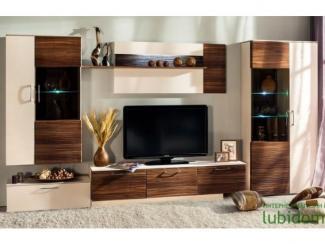 гостиная стенка Женева  - Мебельная фабрика «Любимый дом (Алмаз)»