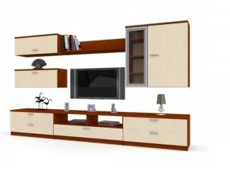 Модульная гостиная Ника 2 - Мебельная фабрика «Гранд-МК»