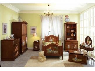 Детская Французские Мотивы 3 - Мебельная фабрика «Артим»