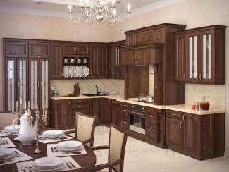 Кухня Империал массив - Мебельная фабрика «Гармония мебель»