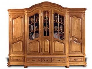 Шкаф комбинированный ГМ 6115 - Мебельная фабрика «Гомельдрев»