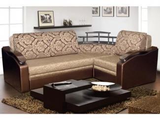 Угловой диван с баром Мальта  - Мебельная фабрика «Катрина»