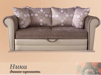 Диван кровать Ника - Изготовление мебели на заказ «Мак-мебель», г. Санкт-Петербург