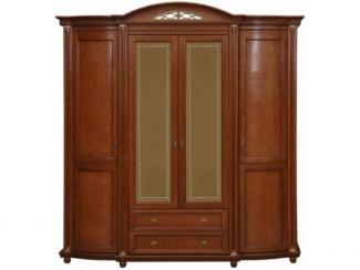 Шкаф для одежды Валенсия 4 П254.11 - Мебельная фабрика «Пинскдрев»