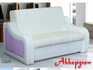 Небольшой диван Аккордеон  - Мебельная фабрика «Олимп», г. Ульяновск