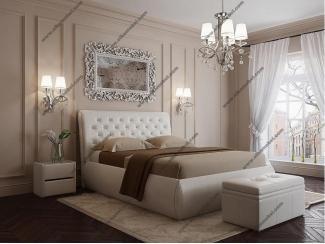 Кровать Хельма - Мебельная фабрика «Эльба-Мебель»