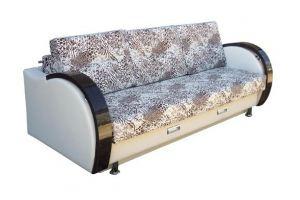 Линейный диван Еврокнижка Z-7 - Мебельная фабрика «Ассамблея»