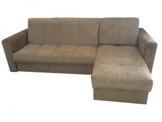 Угловой диван Марсель с оттоманкой