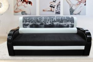 Прямой диван Катрин 7 - Мебельная фабрика «Категория», г. Ульяновск